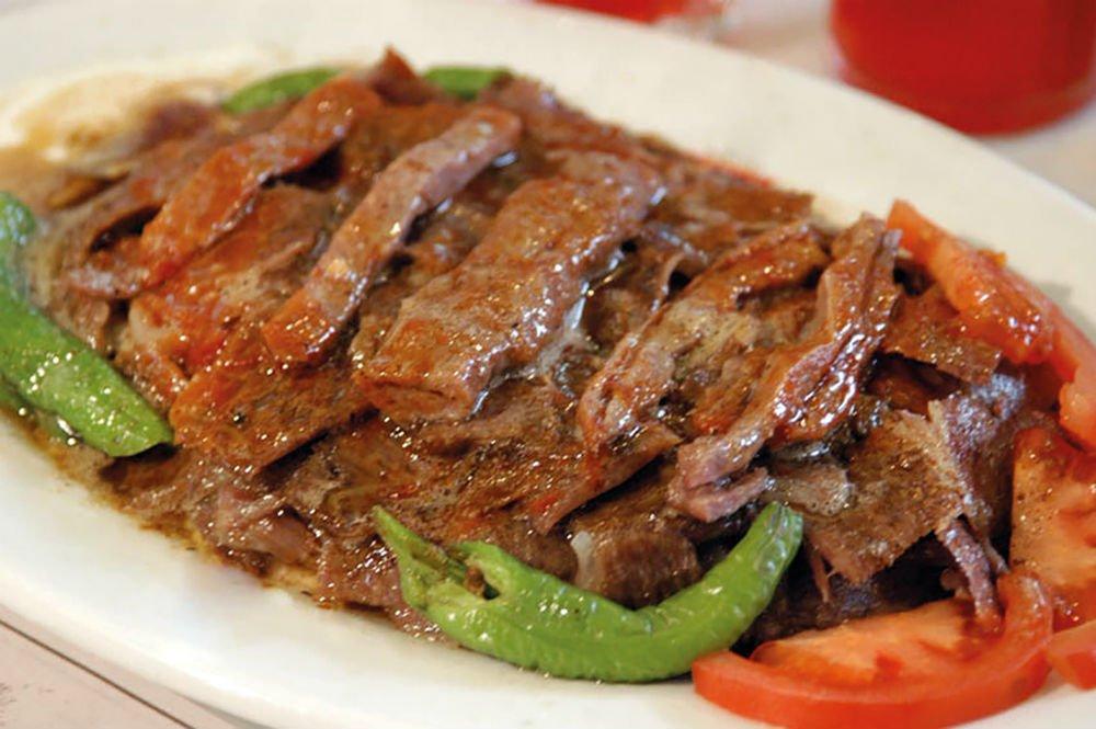 Bursa'da Yemek